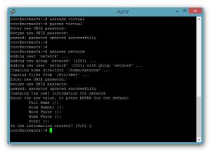 Crear usuario Linux - Debian