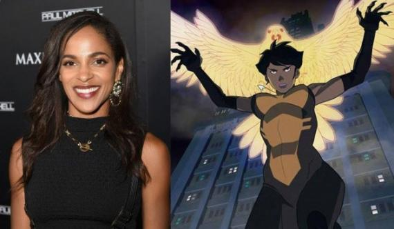 Megalyn Echikunwoke interpretará a Vixen en la cuarta temporada de Arrow (2012 - ?)