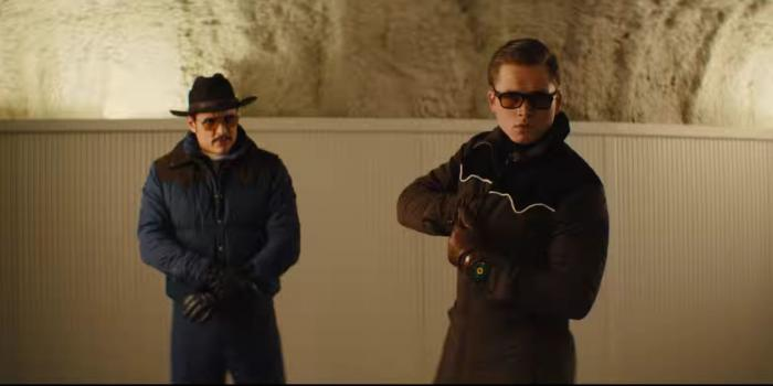 Captura del trailer de Kingsman: The Golden Circle (2017)