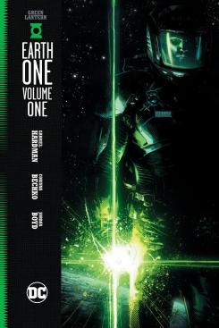 Imagen portada de Green Lantern: Earth One Volume One