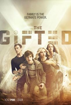 Póster de la serie The Gifted (2017)