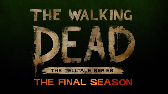 Imagen promocional de la cuarta temporada de The Walking Dead The Telltale Series