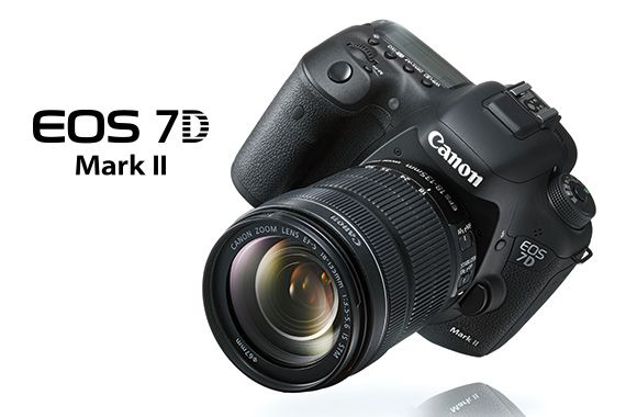 Canon EOS 7d Mark2 Tipa 2015