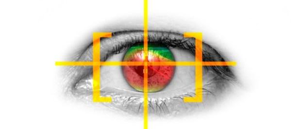 Tehnologie de detecție a pupilei (c) GM.COM
