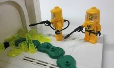 Lego cauta un material nepoluant
