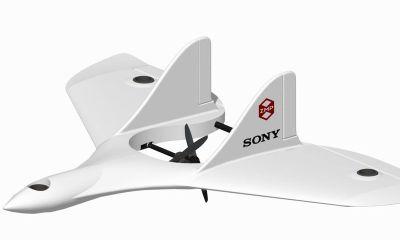 Sony construiește drone