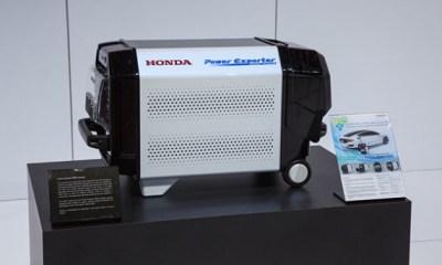 Honda power exporter 9000
