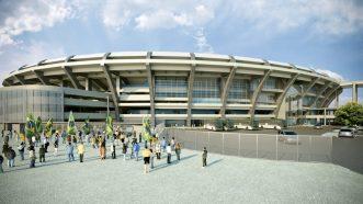 Maracana sursa Fachada FIFA 2012