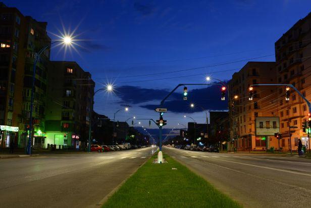 iluminat stradal Philips (1)