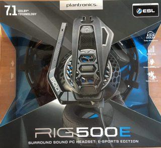 Plantronics RIG500E
