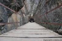 ruta los cahorros puente