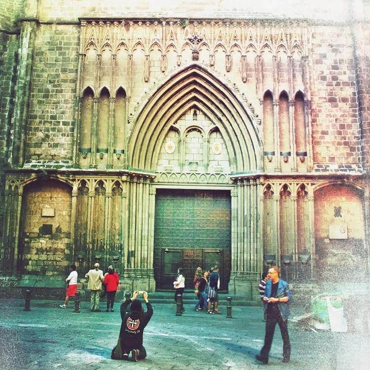 Devoción (Barcelona, mayo 2014), por Jorge Gobbi