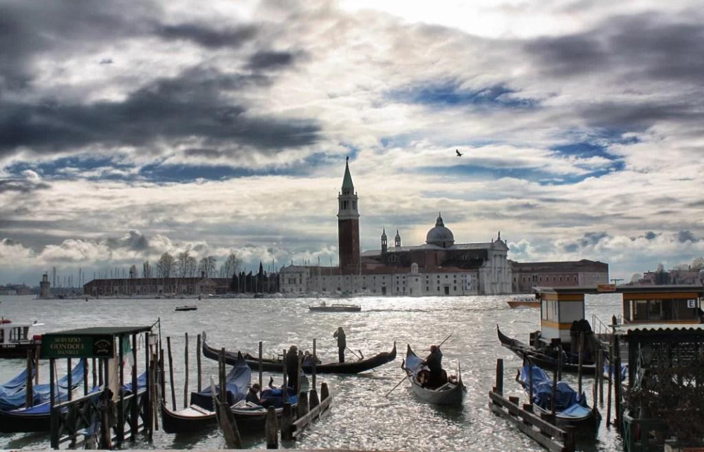 Canal Grande, Venecia, Italia