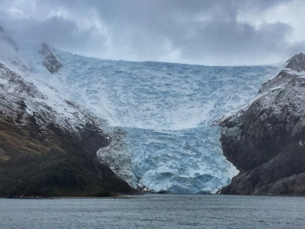 Glaciar Italia