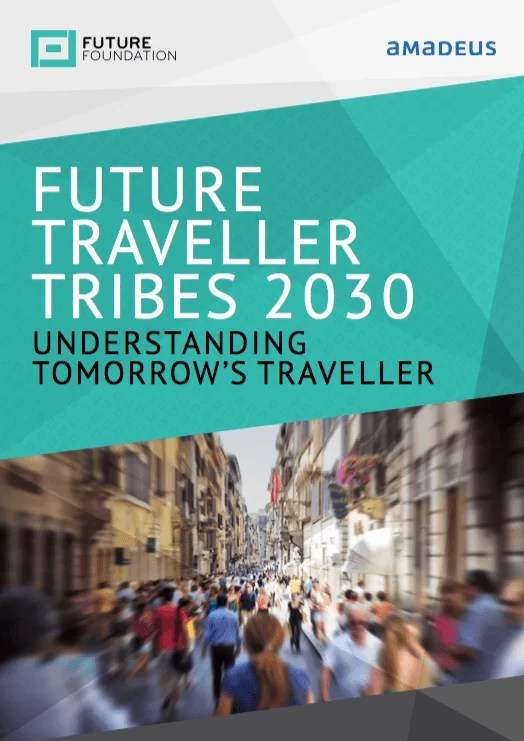 Amadeus Future Traveller Tribes 2030