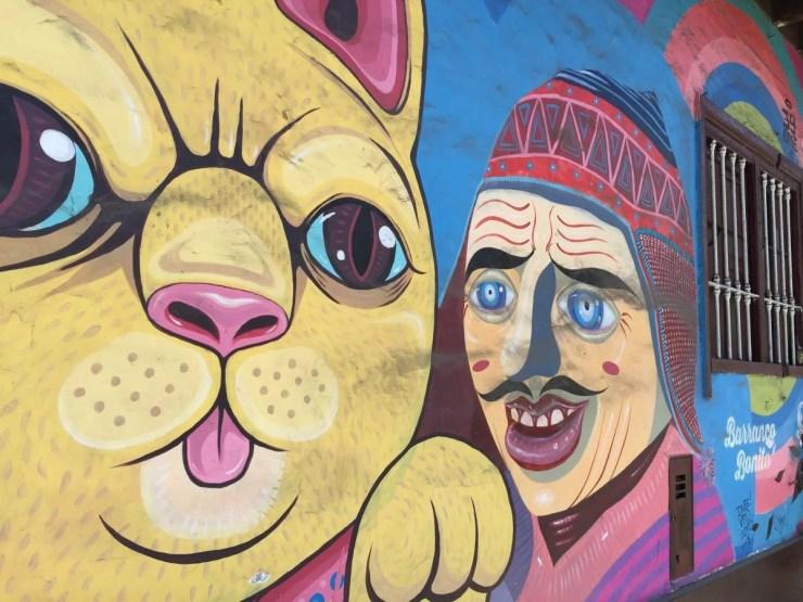 Street Art en Barranco