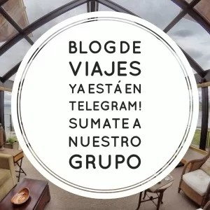 Blog de Viajes en Telegram