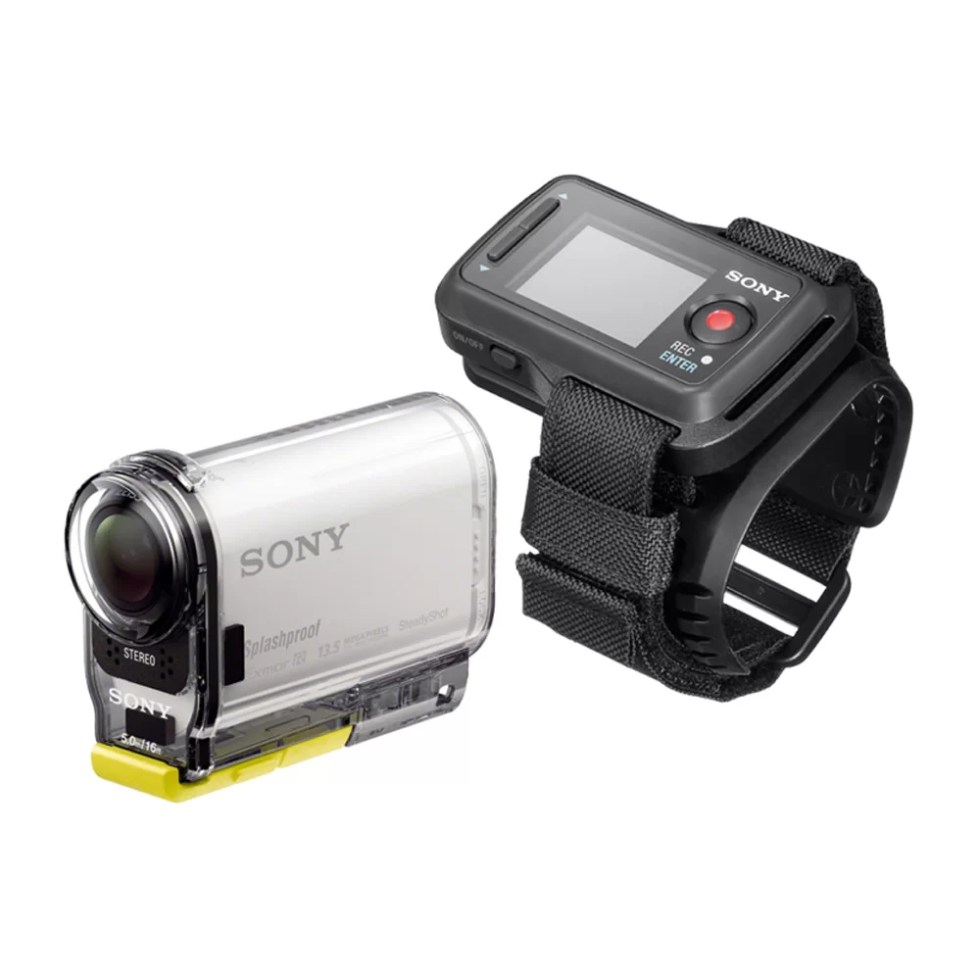 Sony ActionCam HDR-AS100V