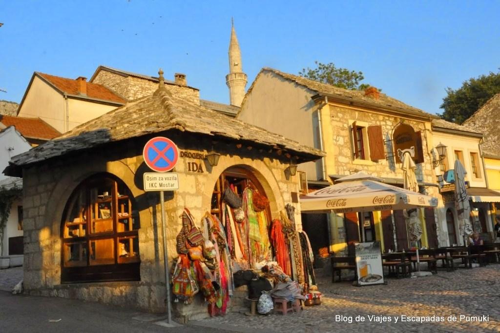 Centro histórico de Mostar