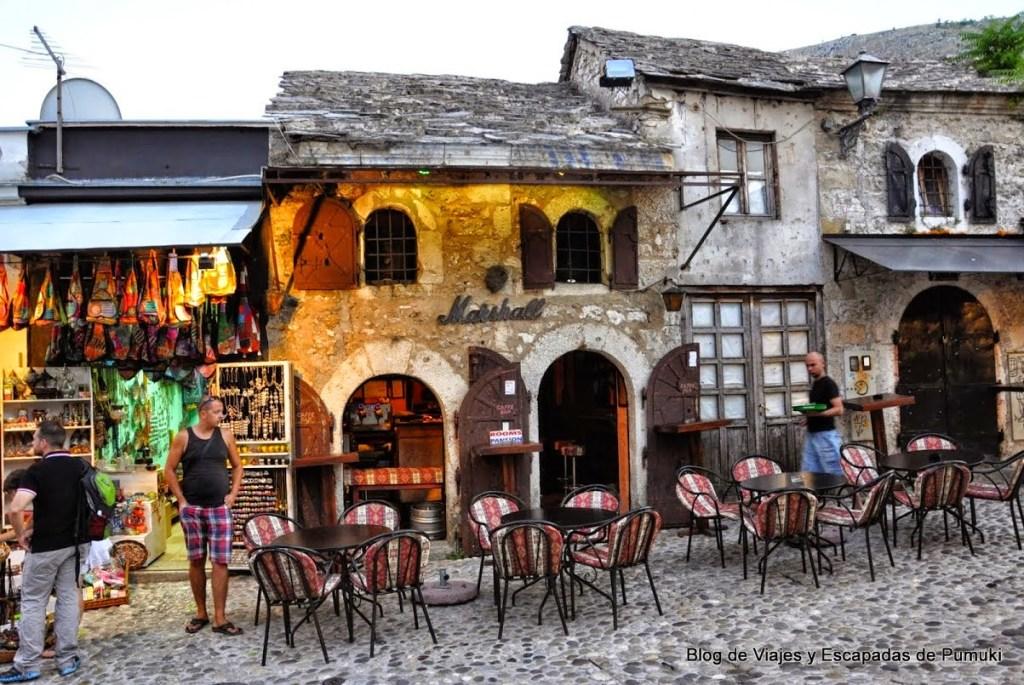 Restaurantes en Mostar