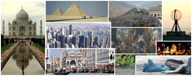 10 deseos viajeros cumplidos: Ejipto, Nueva York, Las Vegas, China, Venecia, Cabo Norte, Glaciar, Selva y Tortuguero, Arrecife de Coral