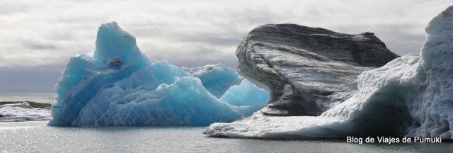 Jökulsárlón, el lago Glaciar en Islandia es un paraíso. Excursión imprescindible si viajas a este país