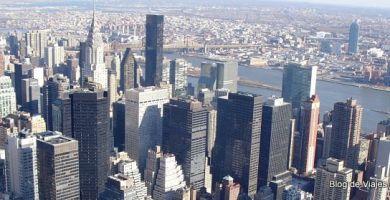 Manhattan, la Gran Manzana en guía para viajar a Nueva York