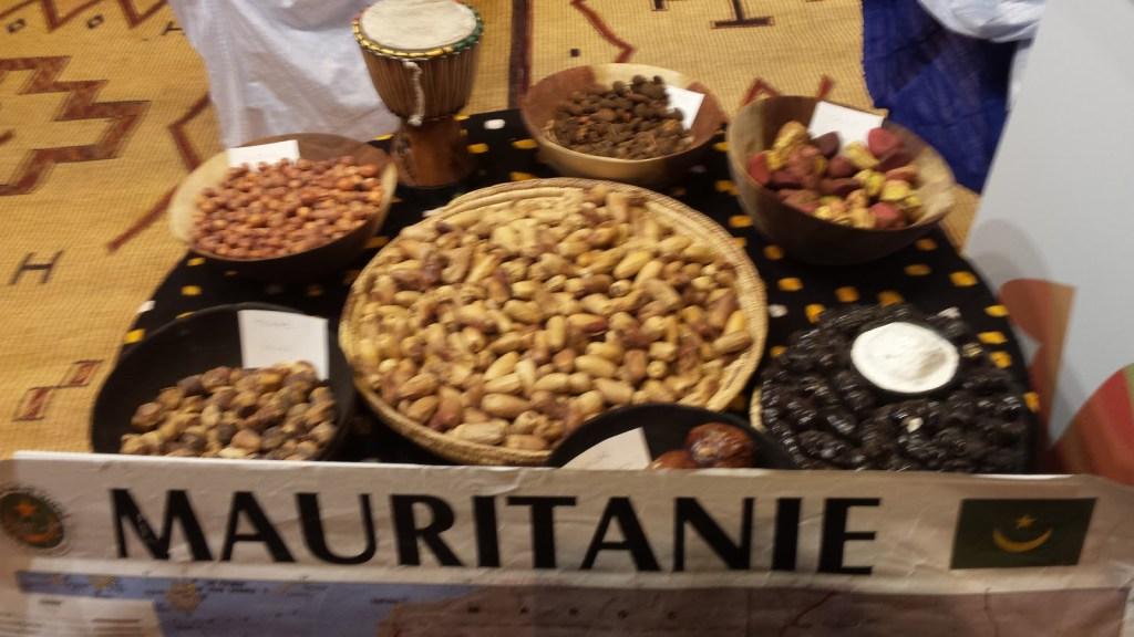 Productos de Mauritania en FITUR