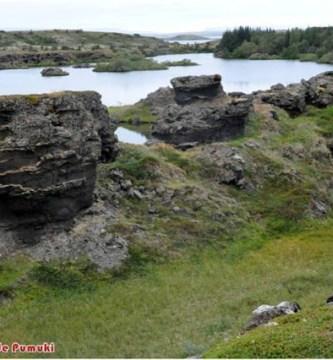 Que ver en el lago Mývatn y alrededores