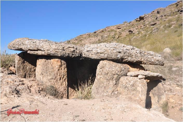 Monumentos megalíticos de Gorafe, turismo rural en Granada