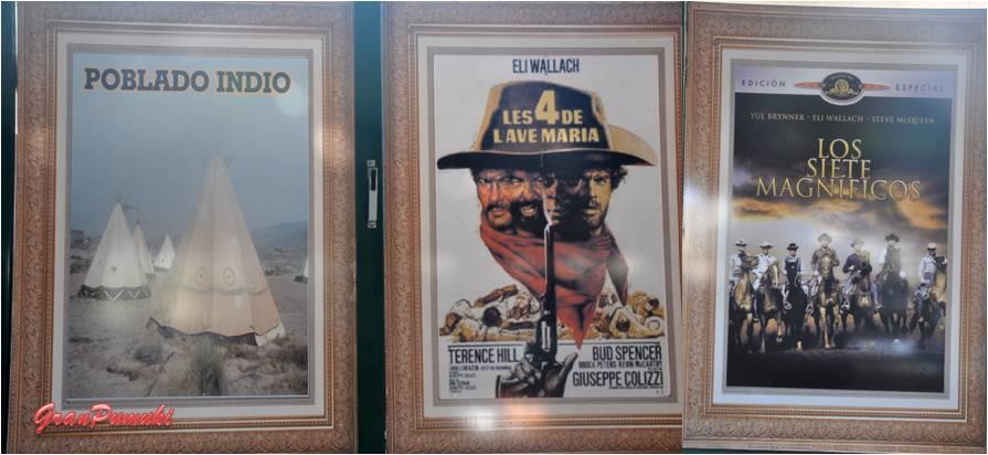 películas del oeste en Almería