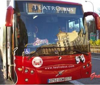 Teatro Bus es teatro en un Autobús en Madrid