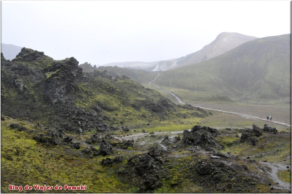 Excursion a Landmannalaugar en Islandia