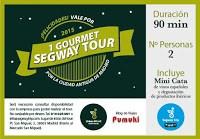 Segway trip por Madrid es uno de los premios del primer cumpleaños del Blog de Viajes de Pumuki