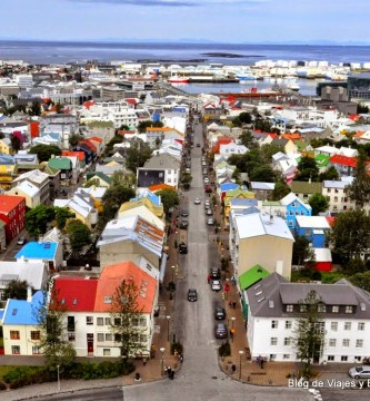 Guía para saber que hacer y que ver en Reikiavik en un día o más