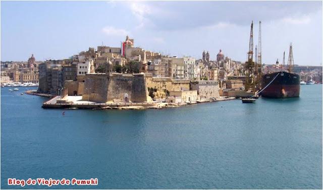 Malta, un pequeño país en el Mediterráneo, parada de cruceros y destino de estudiantes de ingles