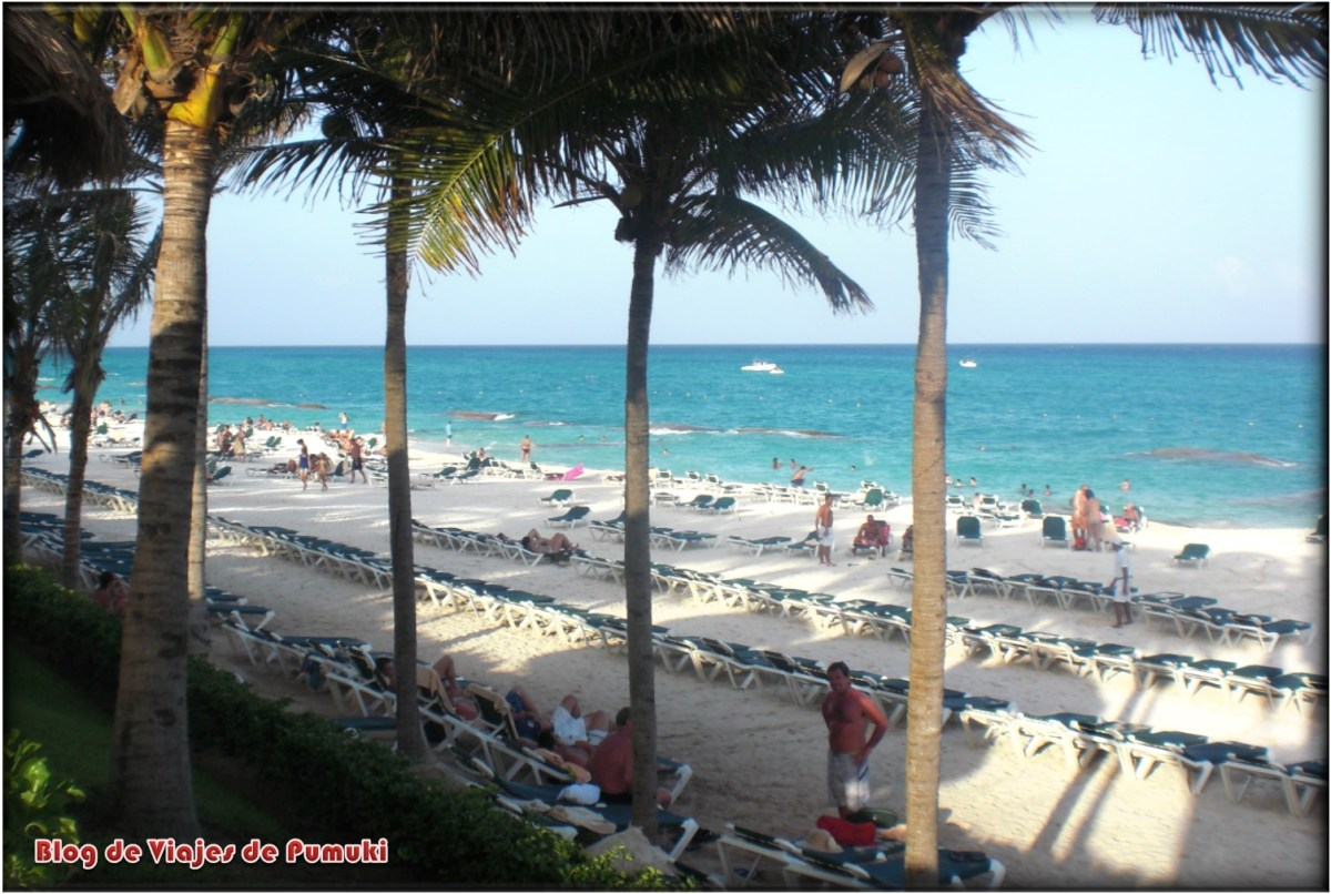 Hay que ver el Caribe de la Riviera Maya
