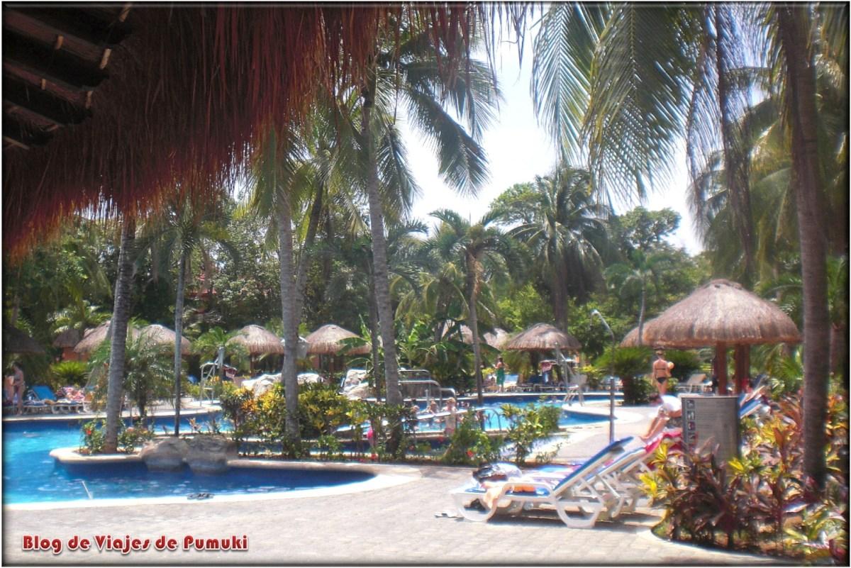 Todo Incluido en Riviera Maya, ver las instalaciones del hotel merece la pena