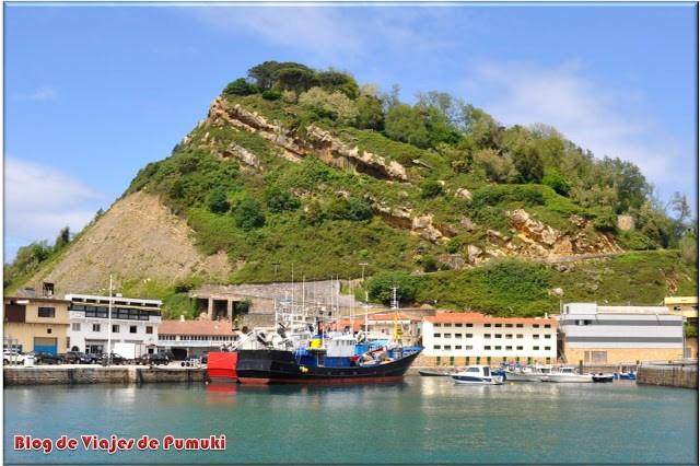 La Isla de San Antón es también conocida como isla del Ratón. Blog de viajes, Pais Vasco