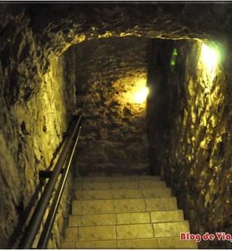El Laberinto del Castillo de Buda en Budapest