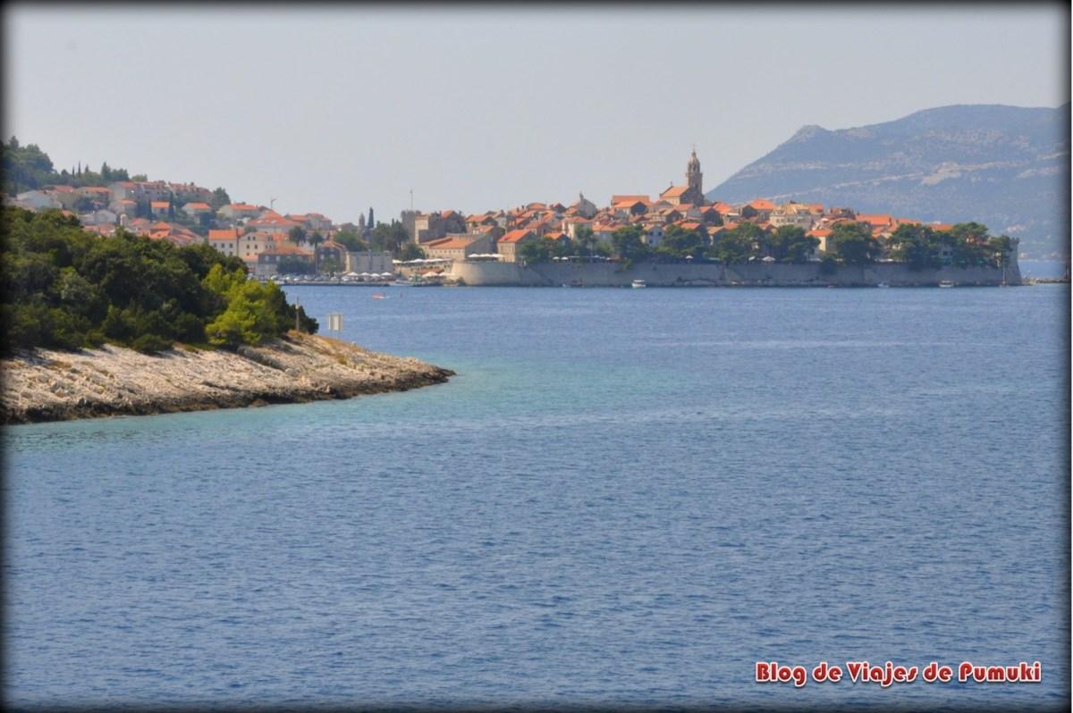 Isla de Korcula, Croacia