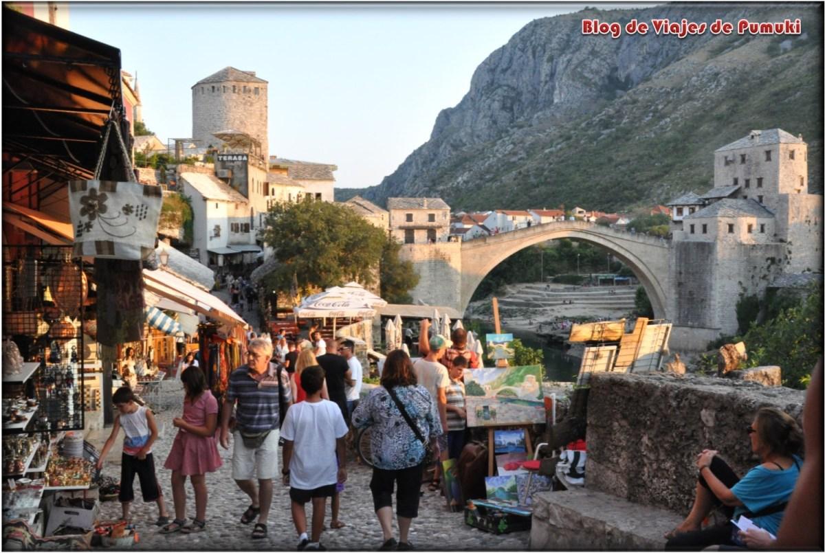 Visita a Mostar, Bosnia y Herzegovina, desde Croacia