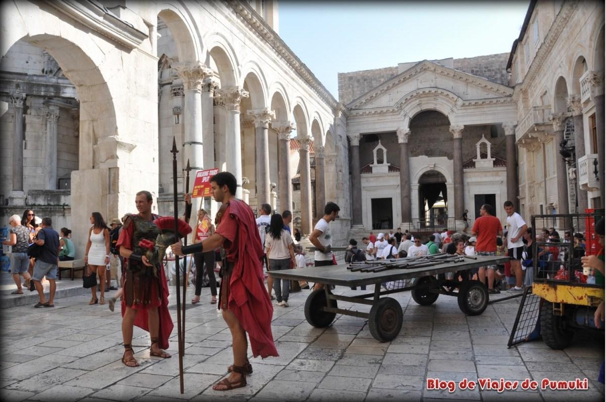 Split en Croacia