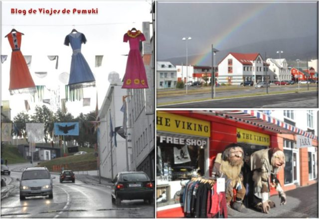 Akureyri es la segunda ciudad de Islandia