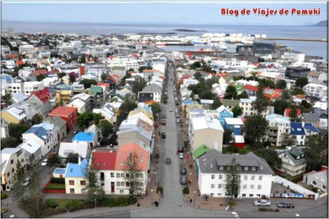 Reikiavik, Capital de Islandia