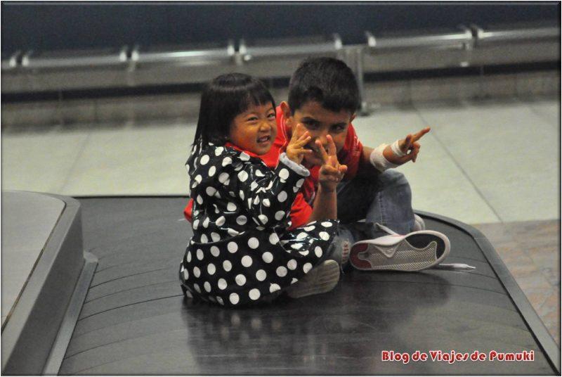 Consejos Para Viajar En Avión Sin Molestias: Consejos Para Viajar En Avión Con Niños