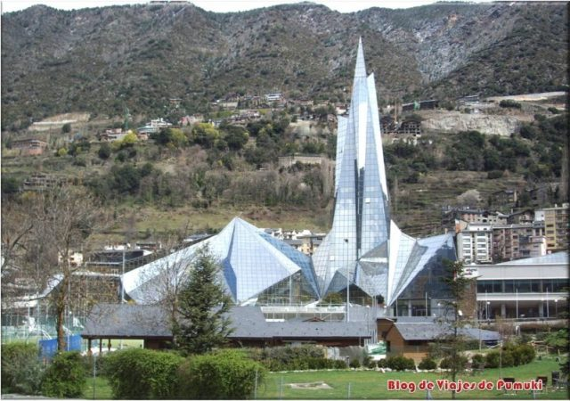 Caldea, centro termal con spas en Andorra