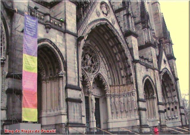 Catedral de San Juan, Harlem, Nueva York