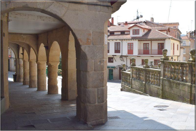 Plaza del Trigo, Ourense