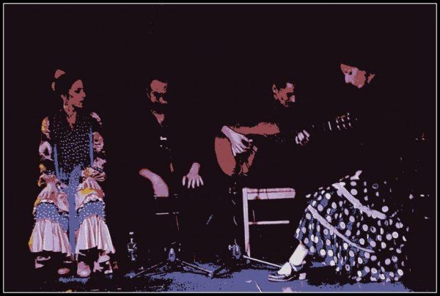 Espectáculos de flamenco auténtico en Madrid. Flamenco en Madrid